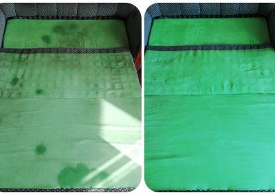 środki do czyszczenia tapicerki